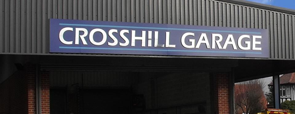 MOT Testing – Crosshill Garage