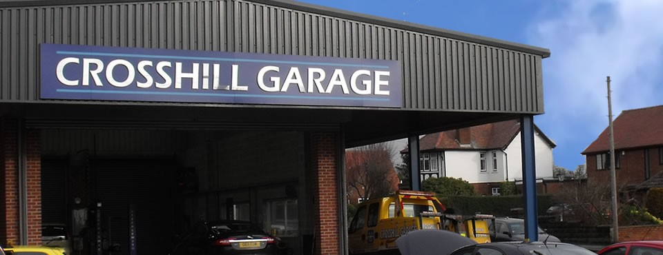 Garage and Test Centre – Derbyshire
